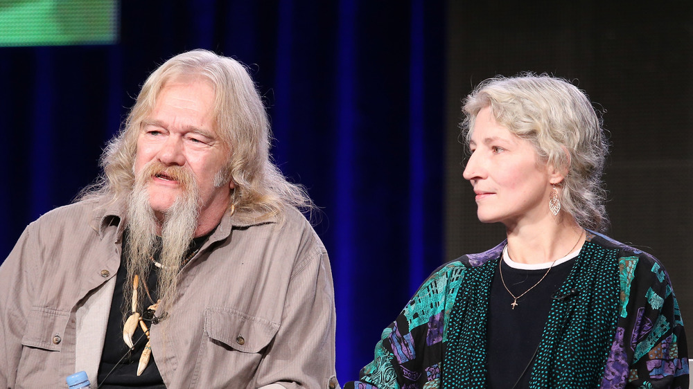 Billy and Ami Brown from Alaskan Bush People
