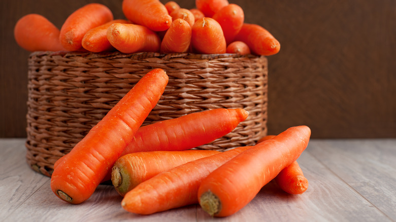 Are carrots really good for your eyes?