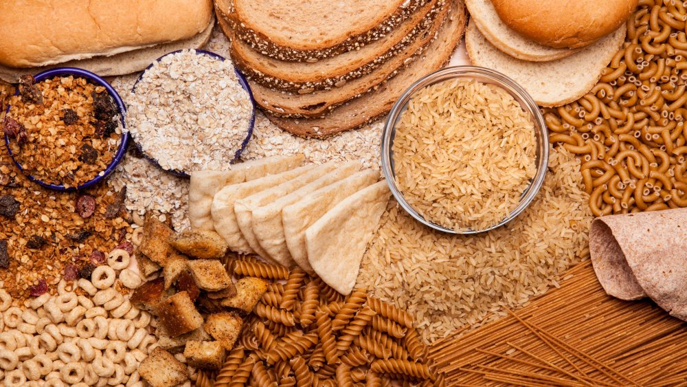 are whole grains healthy