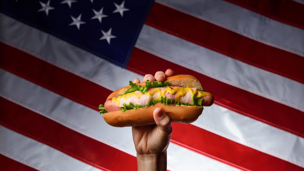 The Dangerous Ingredient You Need To Watch Out For In Hot Dogs
