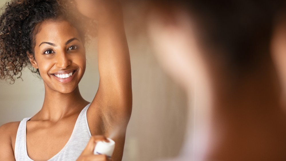 The difference between antiperspirant and deodorant
