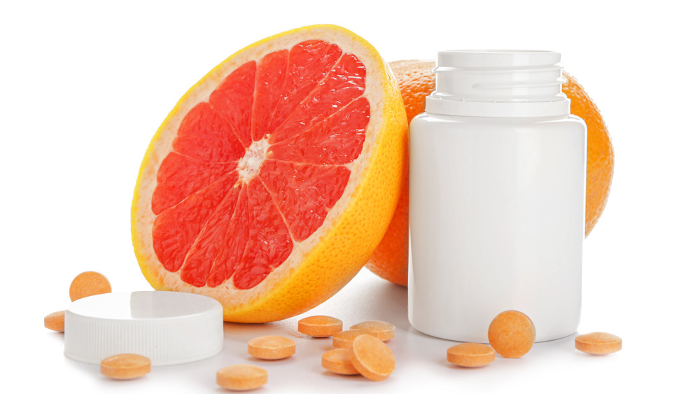 The Real Reason Grapefruit Can Mess With Your Medication