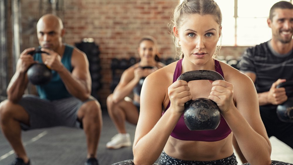 The real reason you feel nauseous after working out
