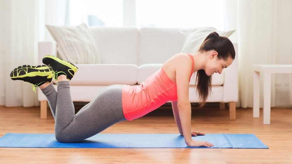 The real reason you should stop doing knee push ups