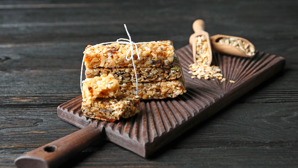 The truth about meal replacement bars