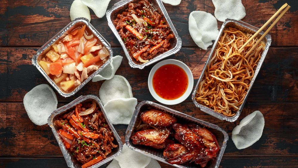 Unhealthy Chinese restaurant foods you should always avoid