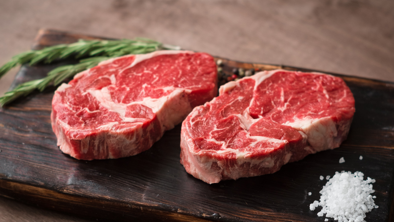 When you stop eating red meat, this is...