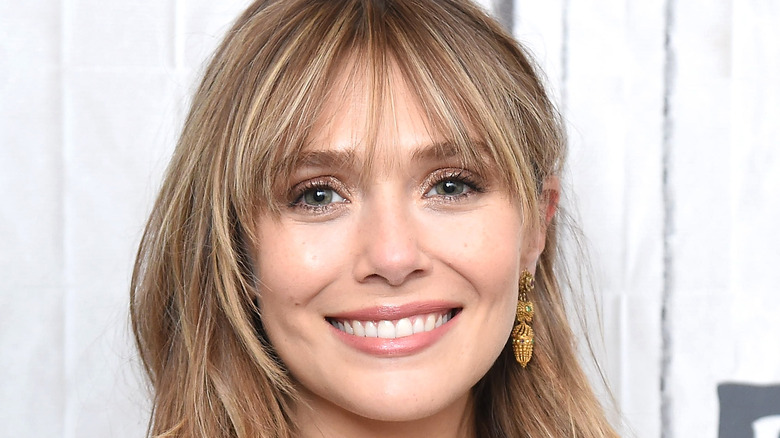 What Sparked Elizabeth Olsen's Passion For Exercise
