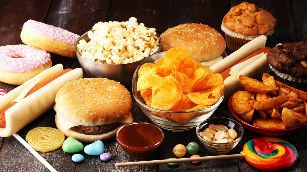When You Only Eat Processed Food, This Is What Happens To Your Body