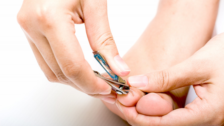 Cutting Your Toenails Is Riskier Than You Think
